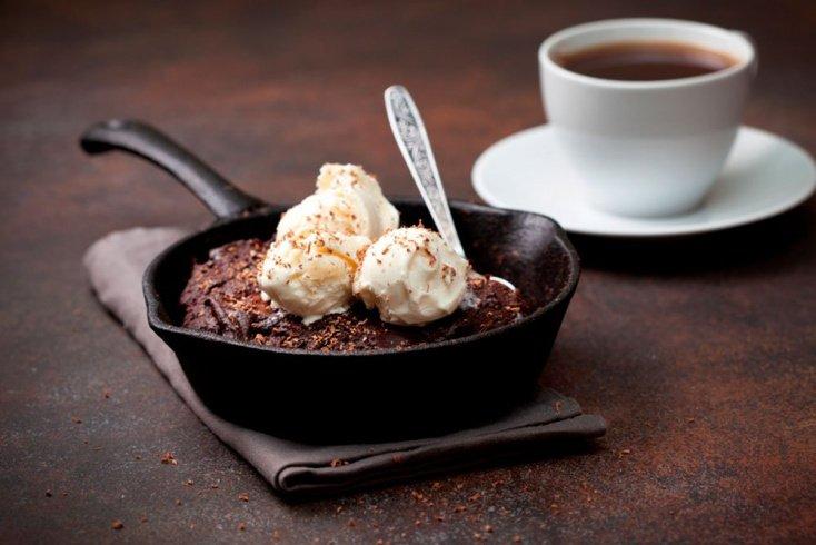 Шоколадная коврижка для тех, кто на диете