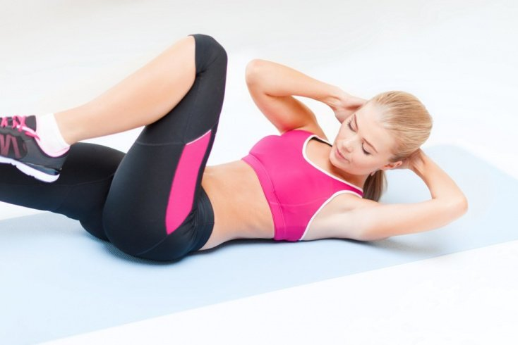 Фитнес дома: базовые упражнения