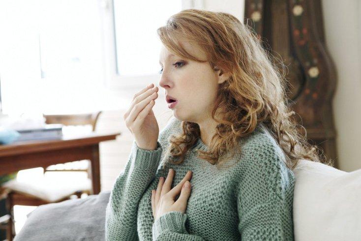 Причины появления кашля