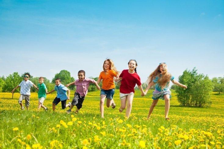 Подвижные игры и здоровье детей