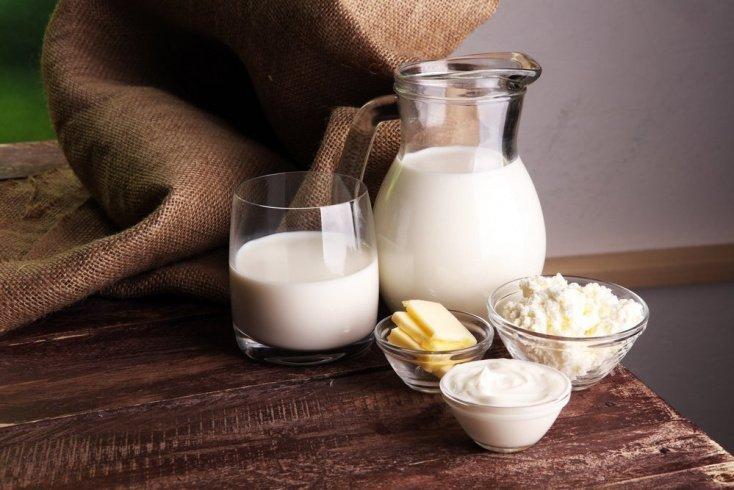 Против болезней пищеварения: молочные продукты питания и злаки