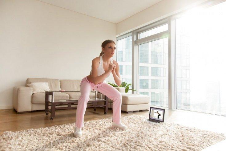 Польза фитнес-тренировок с приседаниями