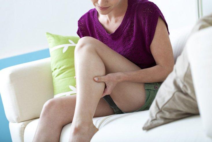 Скорая помощь при судорогах в ногах