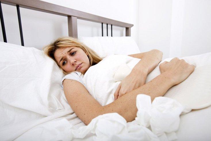 Симптомы, характерные для эндометрита