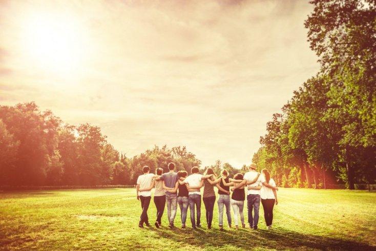 Друзья помогают в самопознании