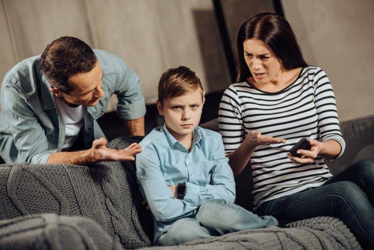 Важность воспитания детей в семье