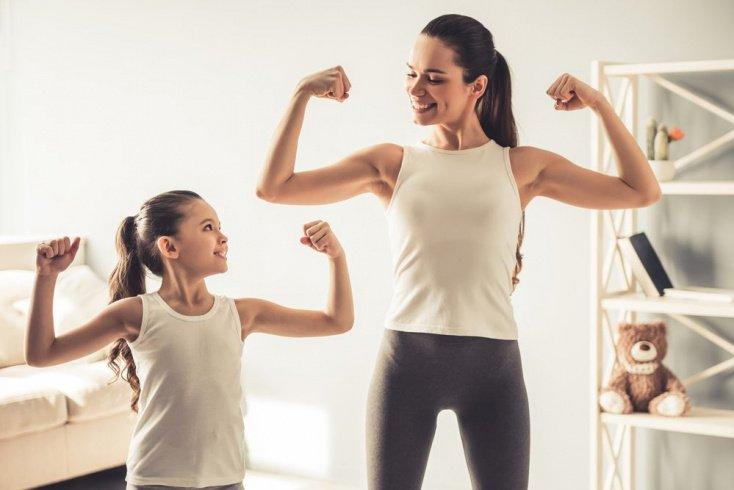 Преимущества простых утренних занятий фитнесом