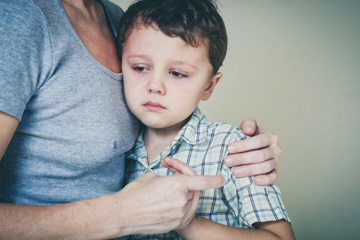 Причины возникновения неврозов у детей