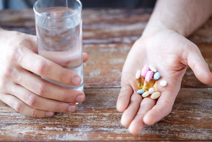 Основные группы антибиотиков