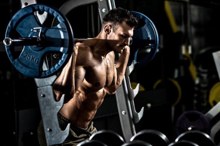 Примеры упражнений для проработки различных групп мышц