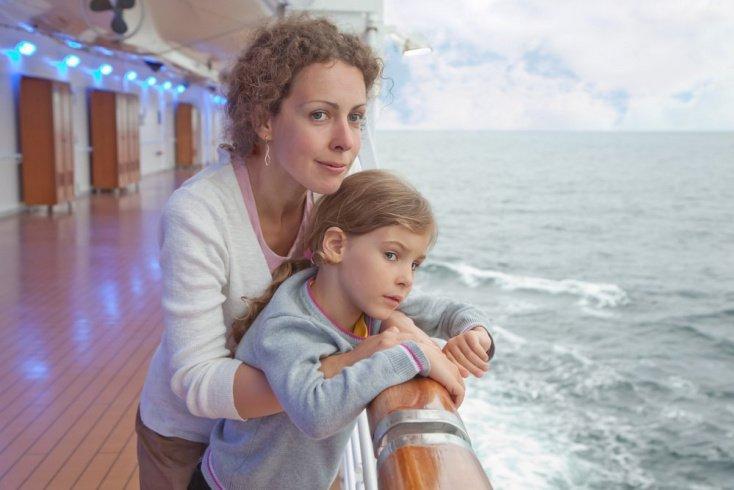 Развлечения для детей на современных лайнерах