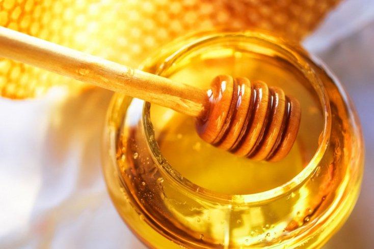 Теплая вода с медом
