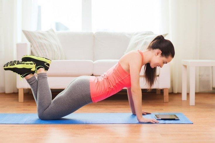 Тренировки для похудения на верхнюю часть тела