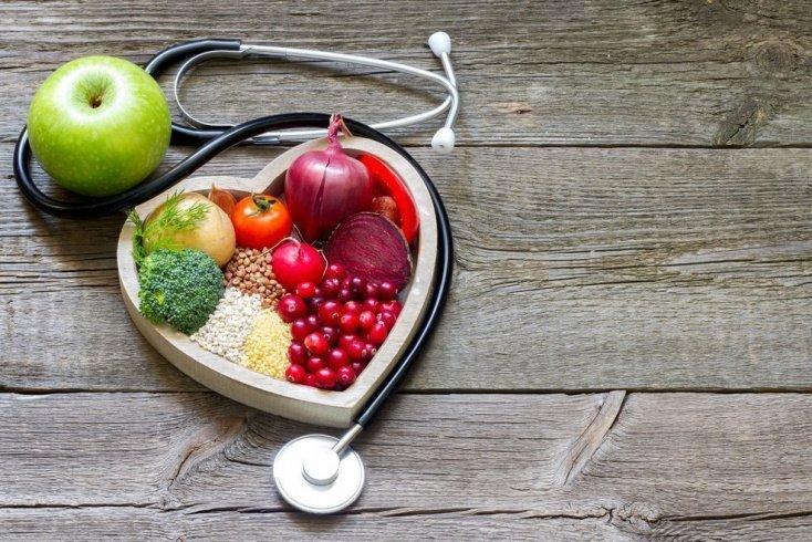 Полезные для здоровья сердца продукты