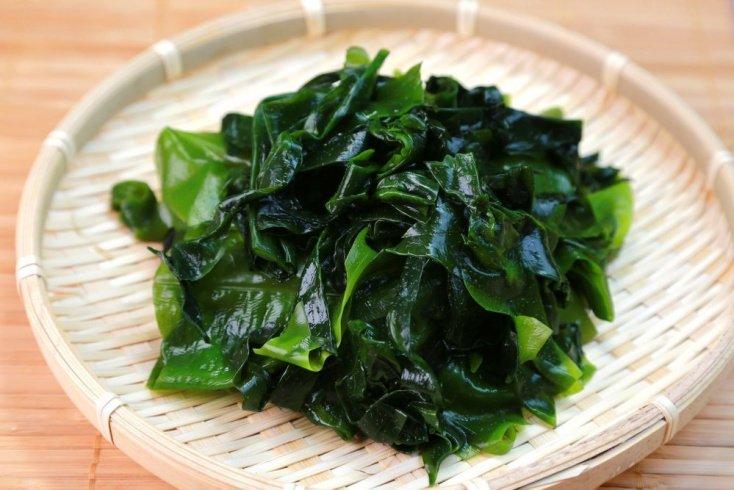 Япония: водоросли и рис