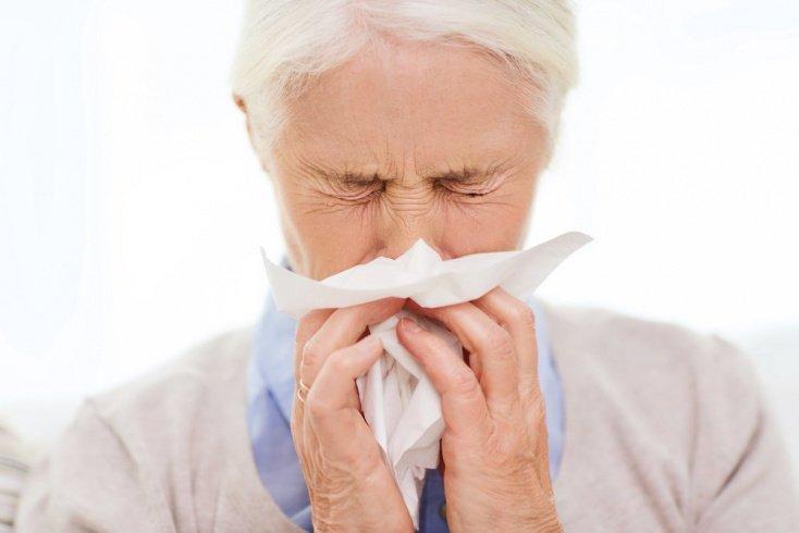Вирусная инфекция в пожилом возрасте