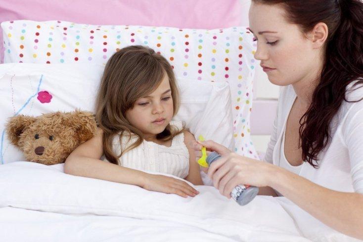 Любые лекарства можно принимать детям, только дозу уменьшить