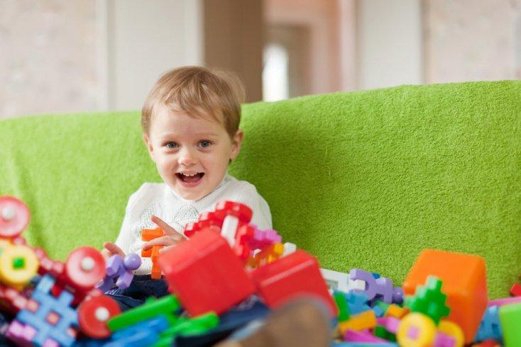 Дети и их дружба с игрушками