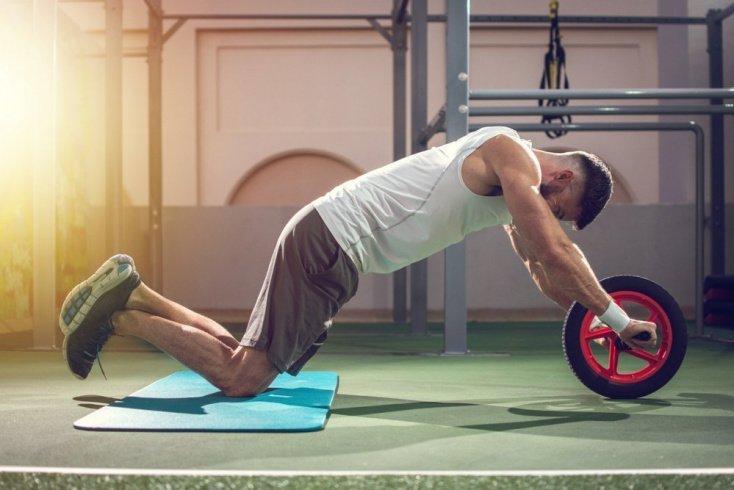Базовая техника проката и пример фитнес тренировки