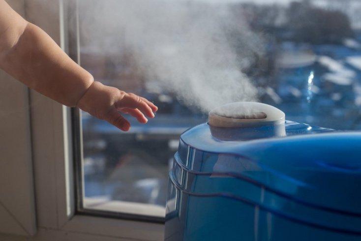Чистый воздух в детской