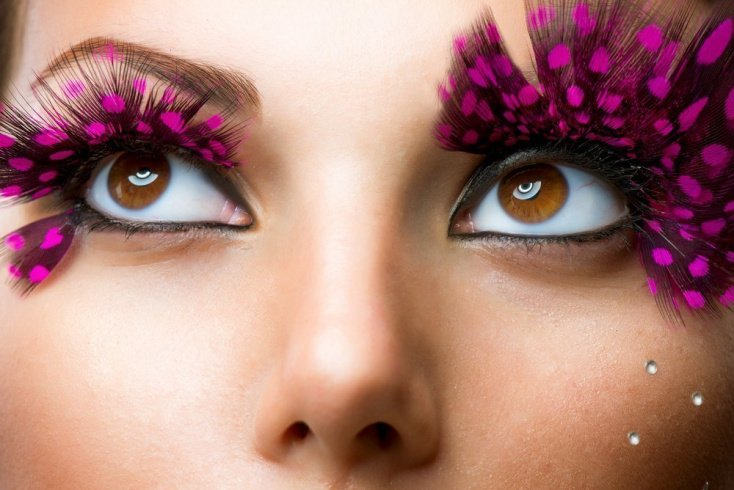 Секреты красоты для быстрого роста ресниц
