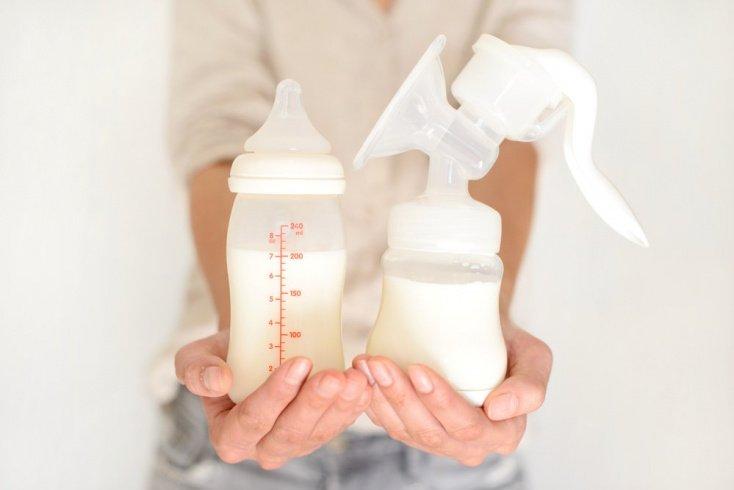 Чем заменяли грудное молоко?