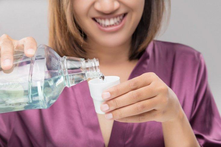 3. Жидкость для полоскания рта