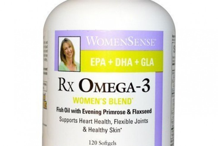 RxOmega-3, Women's Blend