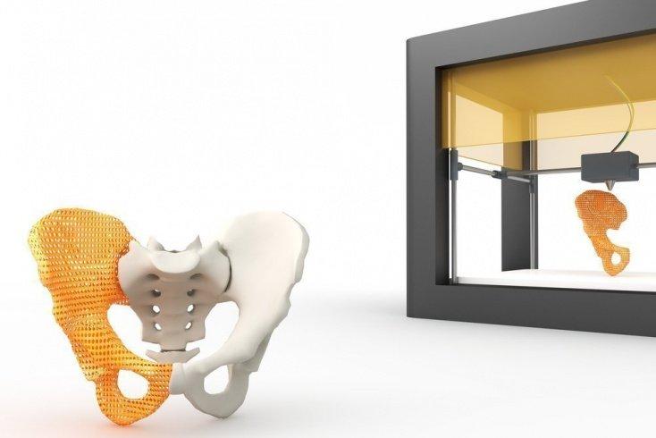 3D-принтер и биопринтинг
