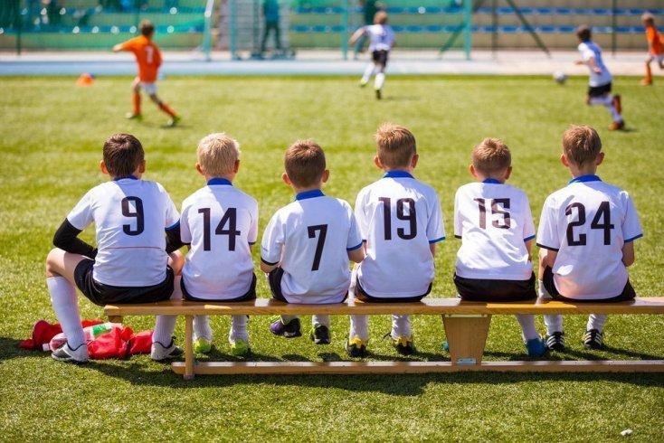 Физическая активность в жизни детей