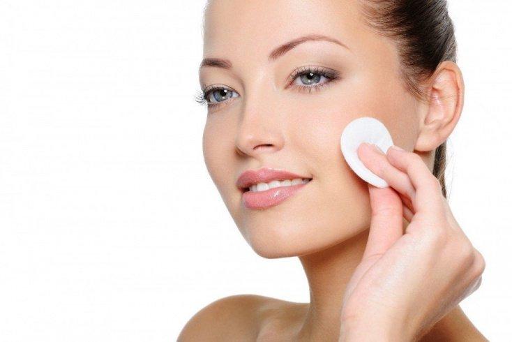 Очищаем кожу