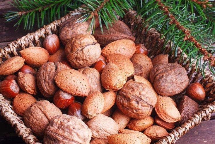 Орехи: качество и количество