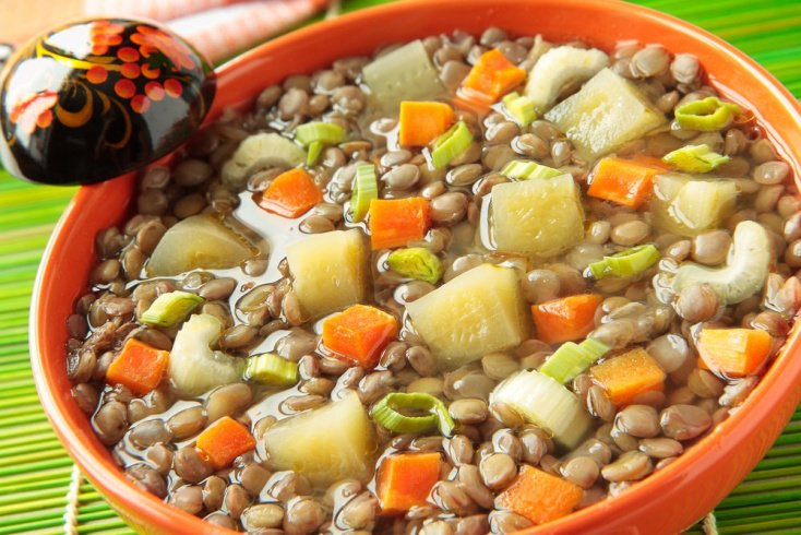 Полезные рецепты вкусных блюд