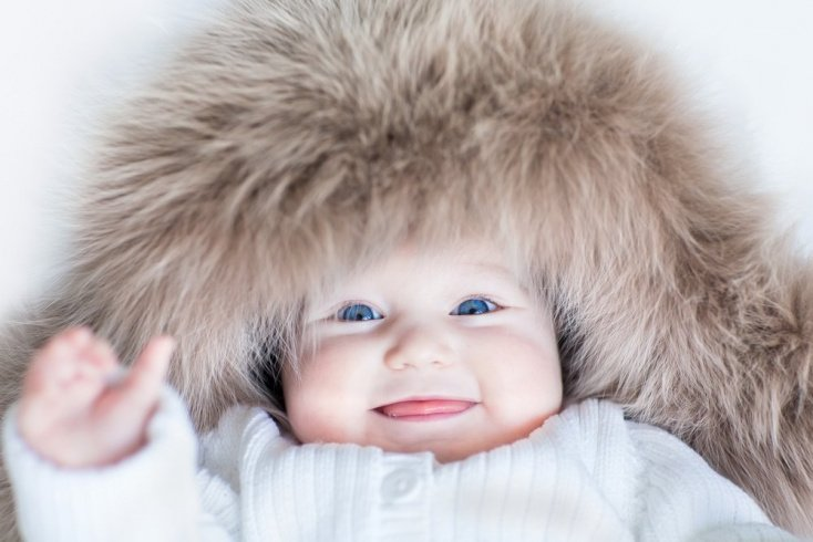 Зимняя шапка по погоде