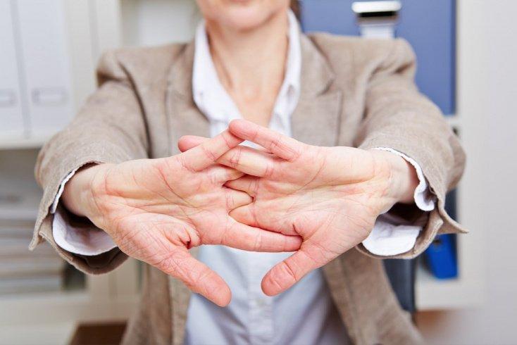 Упражнения при усталости рук