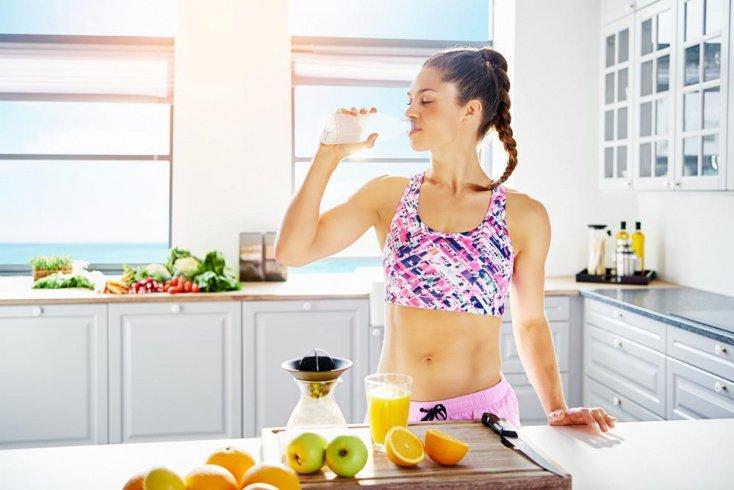 Похудение и здоровый образ жизни