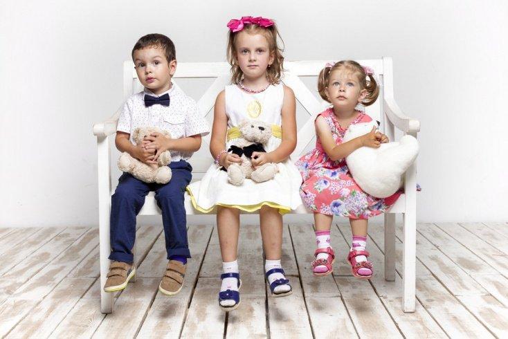 Привычки поведения малыша: мальчики и девочки