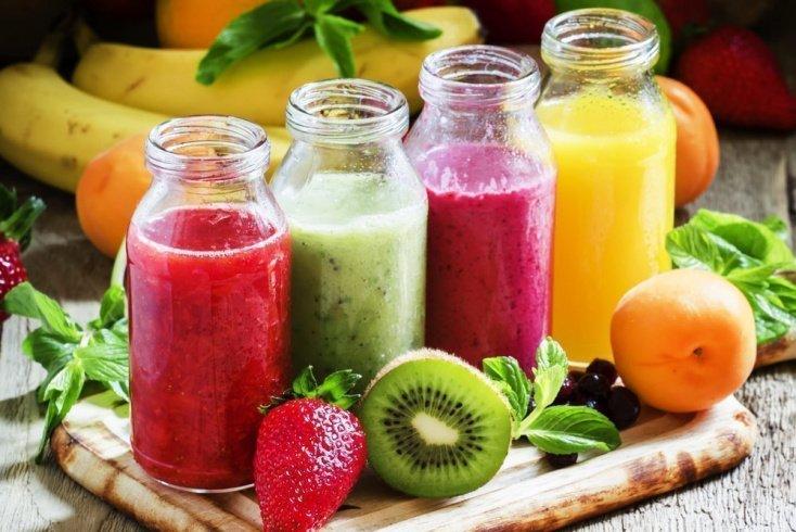 Соки, витамин С и профилактика гриппа