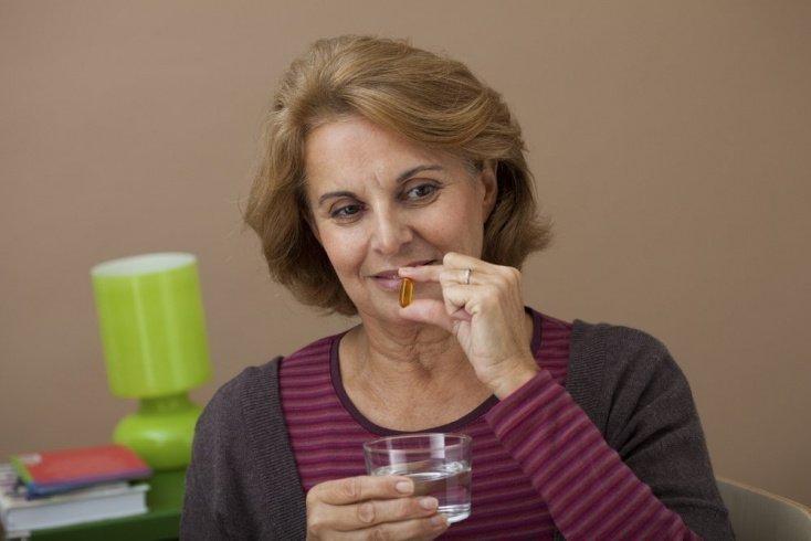 Эффект от приема омега-3 ПНЖК после инфаркта