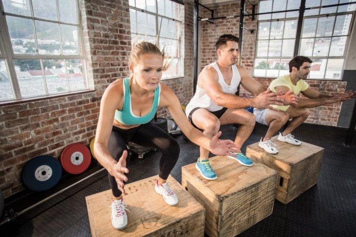 Фитнес-упражнения на неделю для новичка ЗОЖ