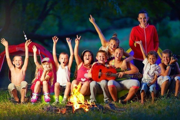 Преимущества детско-юношеских лагерей