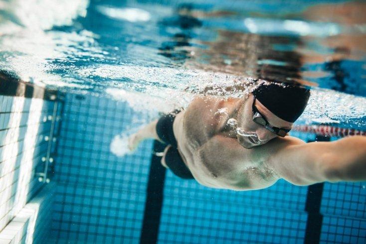 Польза плавания для снижения веса