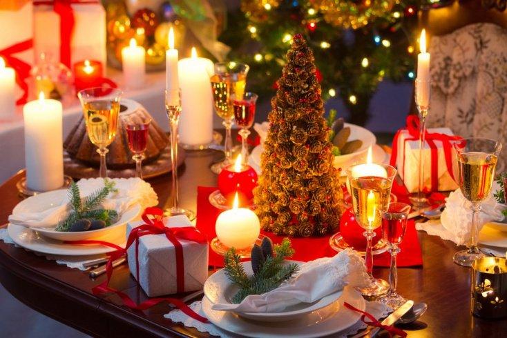 Как правильно питаться для похудения в новогодние праздники?
