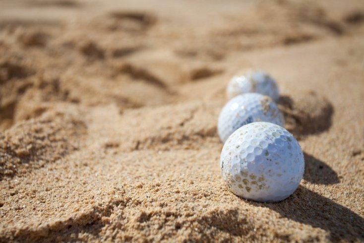 Пляжный гольф
