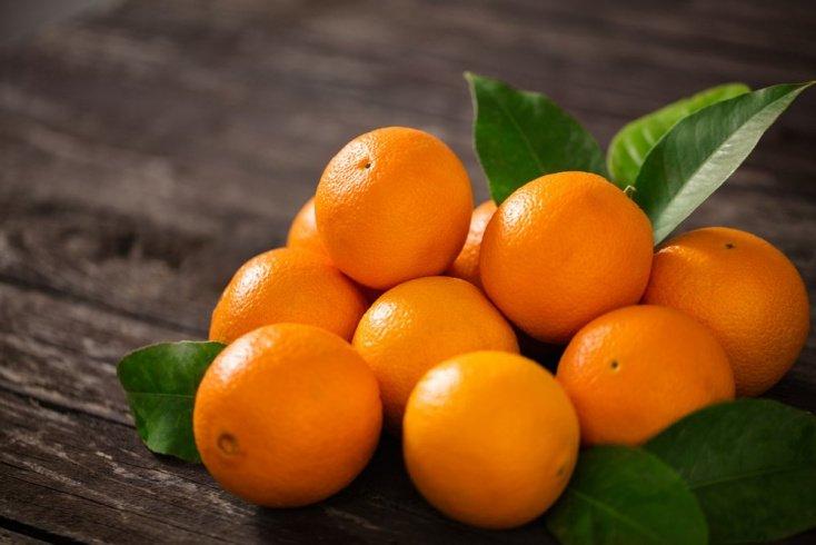 1. Апельсины