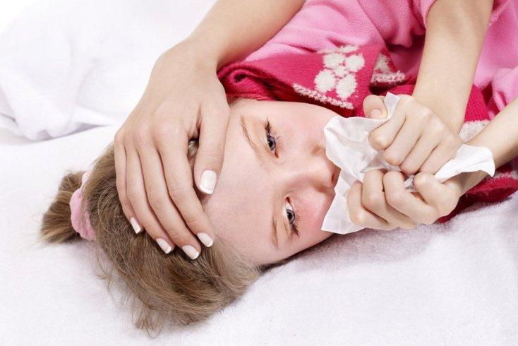 Формы аденовирусной инфекции у детей
