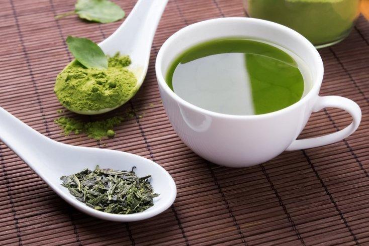 Включение зеленого чая в диету