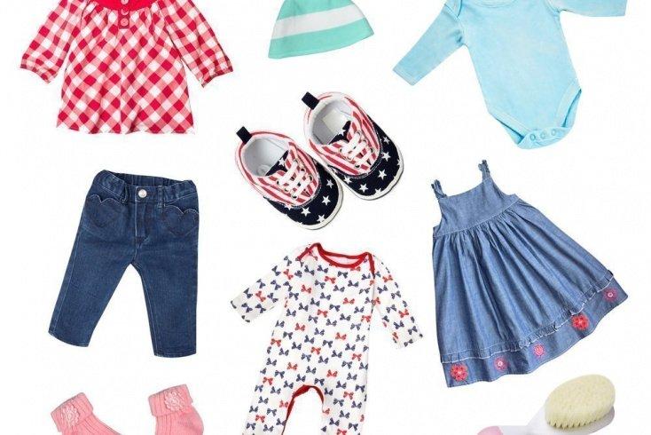 Какой должна быть одежда для ребенка