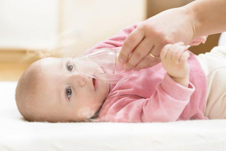 Лечение детей паром — как именно?