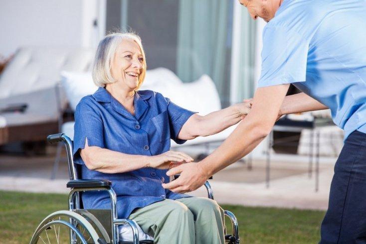 Помощь от организаций инвалидов